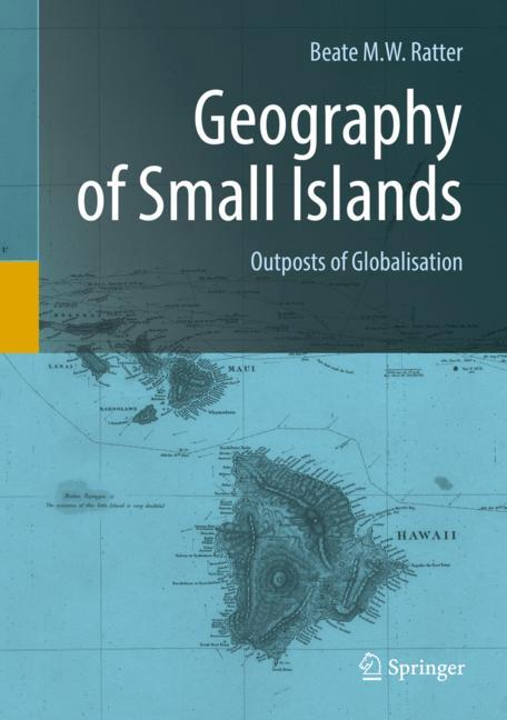 Cover of 'Geography of Small Islands'