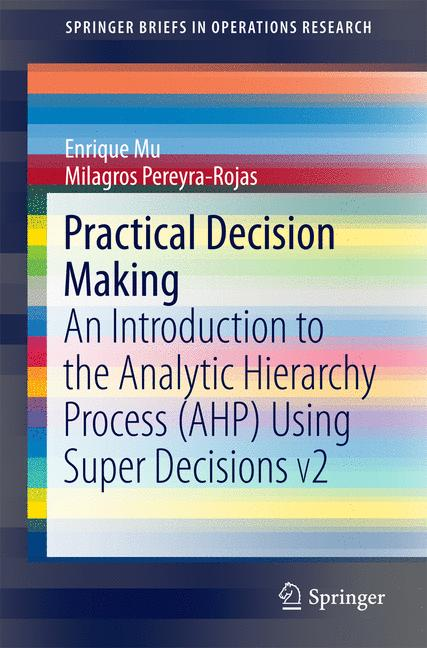 Cover of 'Practical Decision Making'