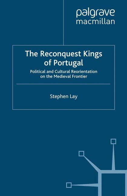 Cover of 'The Reconquest Kings of Portugal'