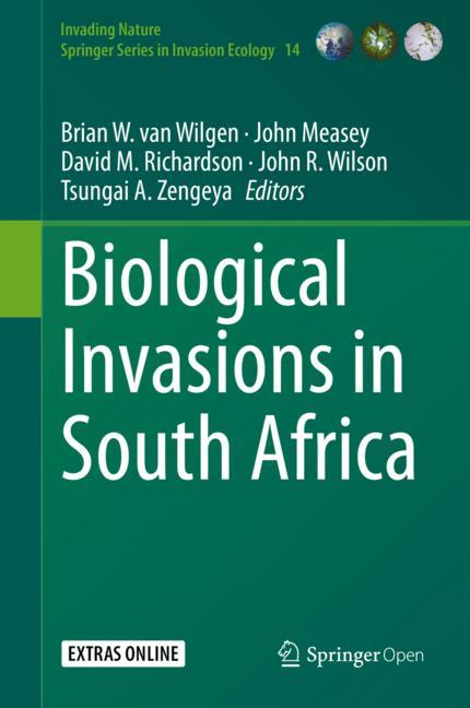Cover of 'Biological Invasions in South Africa'