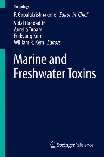 Cover of 'Marine and Freshwater Toxins'
