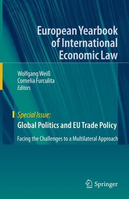 Cover of 'Global Politics and EU Trade Policy'
