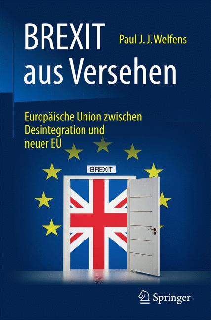 Cover of 'BREXIT aus Versehen'
