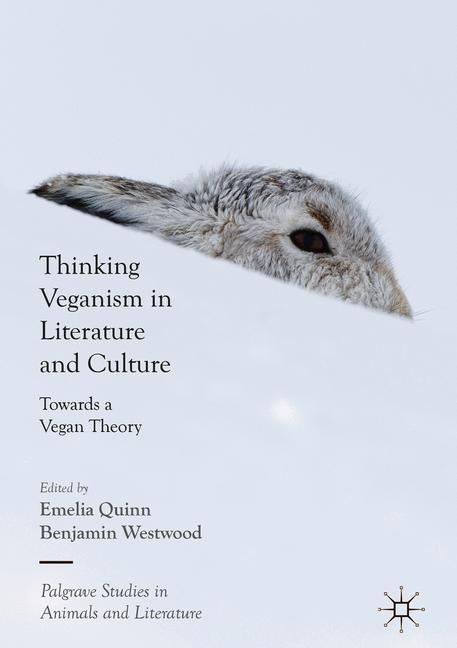 Cover of 'Thinking Veganism in Literature and Culture'