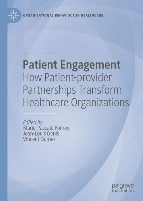 Cover of 'Patient Engagement'