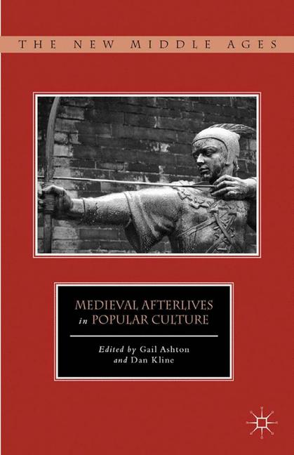 Cover of 'Medieval Afterlives in Popular Culture'