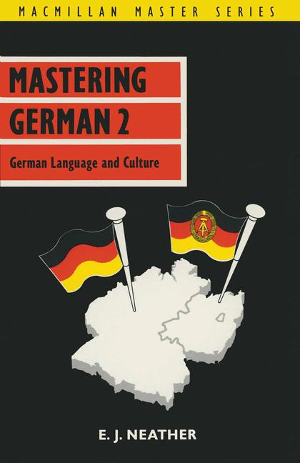 Cover of 'Mastering German 2'