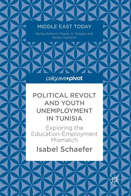 Cover of 'Political Revolt and Youth Unemployment in Tunisia'