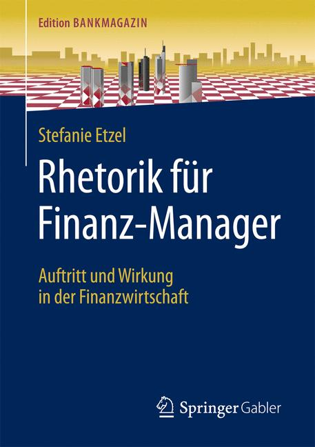 Cover of 'Rhetorik für Finanz-Manager'