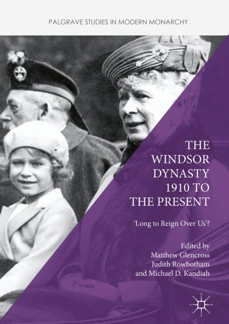Cover of 'The Windsor Dynasty 1910 to the Present'