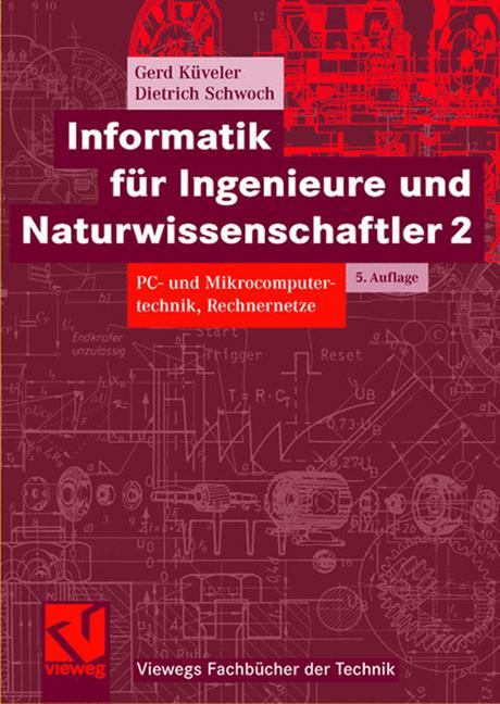 Cover of 'Informatik für Ingenieure und Naturwissenschaftler 2'