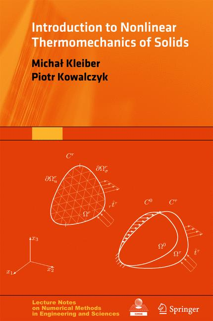 Cover of 'Introduction to Nonlinear Thermomechanics of Solids'