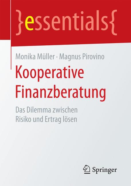 Cover of 'Kooperative Finanzberatung'