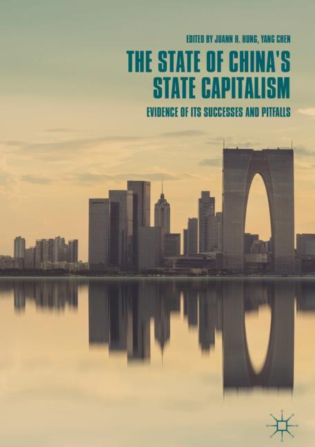 Cover of 'The State of China's State Capitalism'