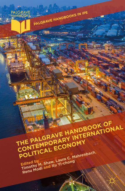 Cover of 'The Palgrave Handbook of Contemporary International Political Economy'