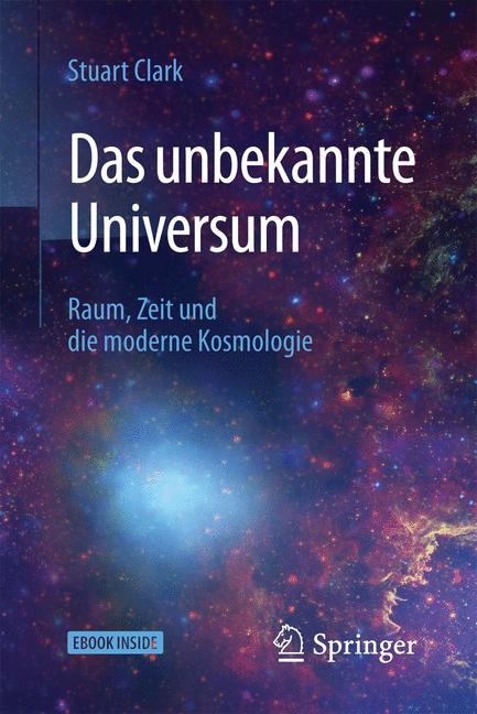 Cover of 'Das unbekannte Universum'