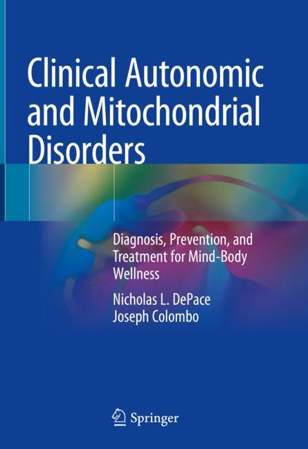 Cover of 'Clinical Autonomic and Mitochondrial Disorders'
