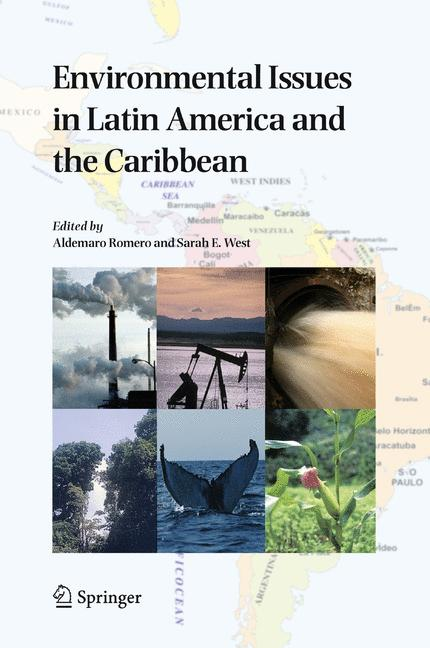 Cover of 'Environmental Issues in Latin America and the Caribbean'