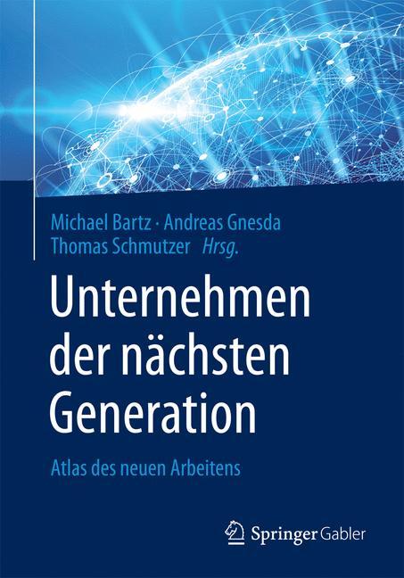 Cover of 'Unternehmen der nächsten Generation'