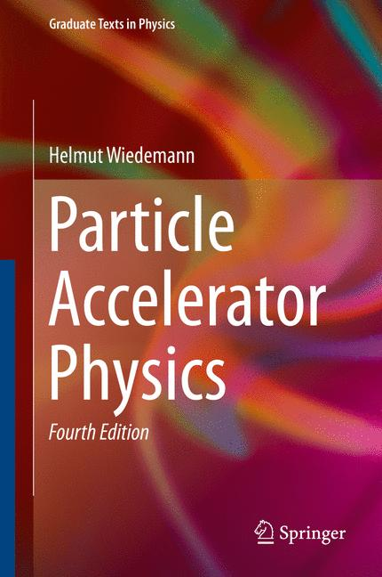 Cover of 'Particle Accelerator Physics'