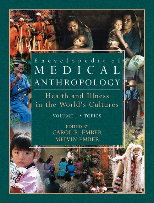 Cover of 'Encyclopedia of Medical Anthropology'