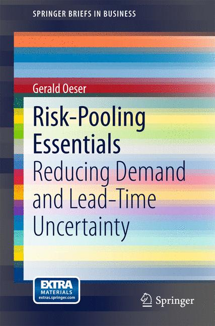 Cover of 'Risk-Pooling Essentials'