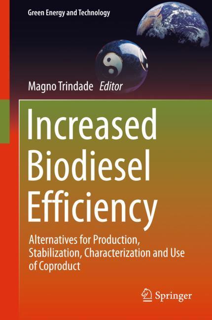 Cover of 'Increased Biodiesel Efficiency'