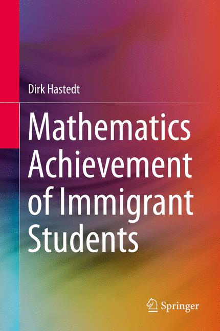 Cover of 'Mathematics Achievement of Immigrant Students'