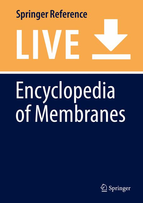 Cover of 'Encyclopedia of Membranes'