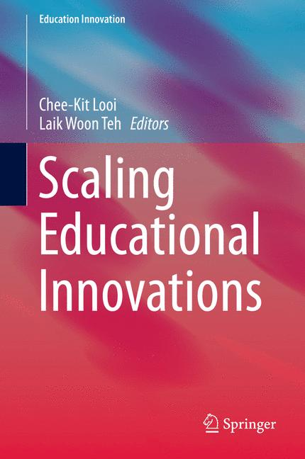 Cover of 'Scaling Educational Innovations'