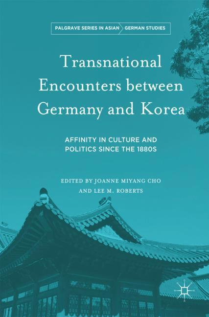 Cover of 'Transnational Encounters between Germany and Korea'