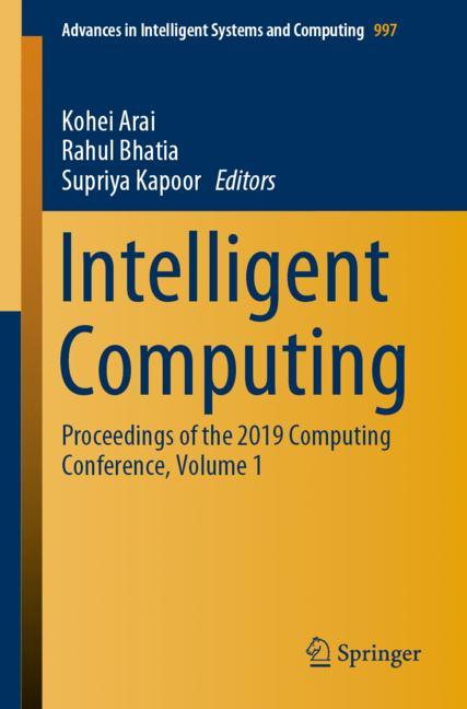 Cover of 'Intelligent Computing'