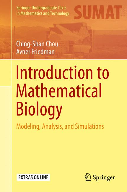 Cover of 'Introduction to Mathematical Biology'