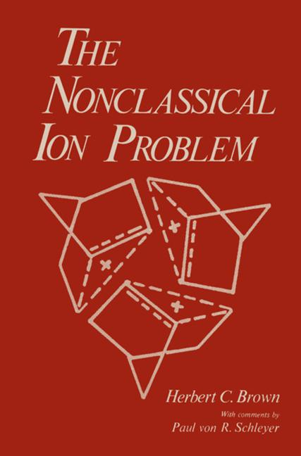 Cover of 'The Nonclassical Ion Problem'