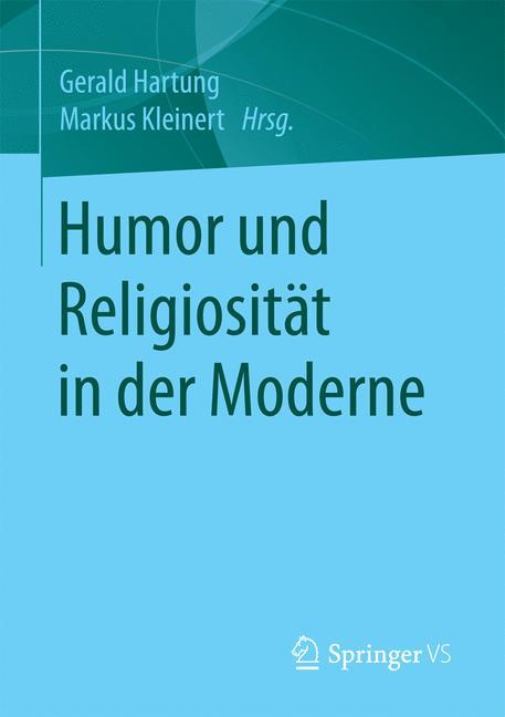 Cover of 'Humor und Religiosität in der Moderne'