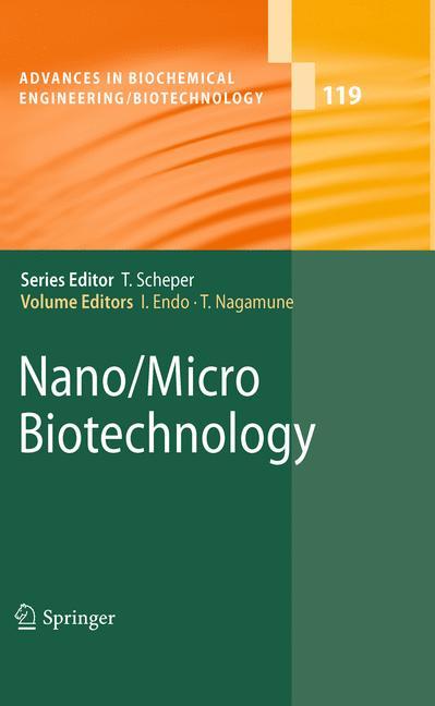 Cover of 'Nano/Micro Biotechnology'
