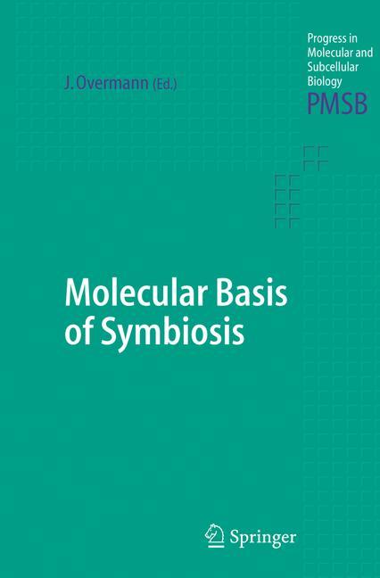 Cover of 'Molecular Basis of Symbiosis'