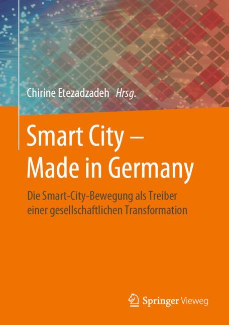 Cover of 'Smart City – Made in Germany'