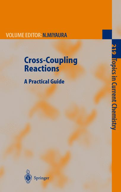Cover of 'Cross-Coupling Reactions'