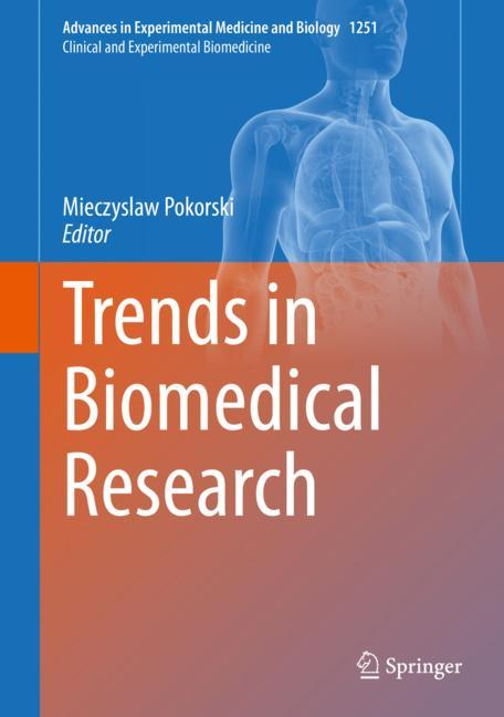 Cover of 'Trends in Biomedical Research'