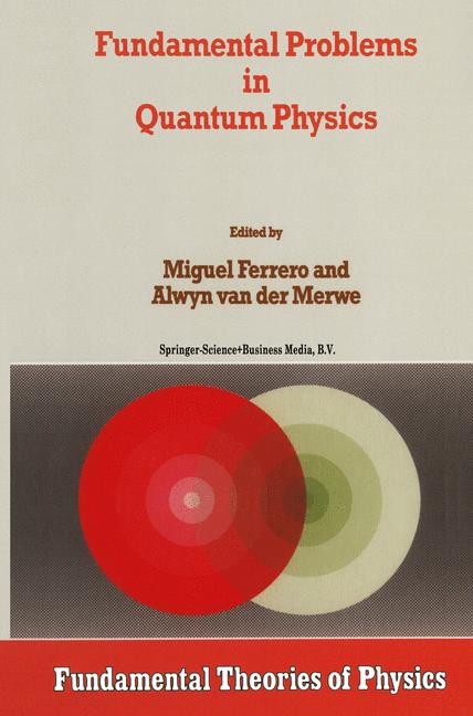Cover of 'Fundamental Problems in Quantum Physics'