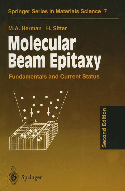 Cover of 'Molecular Beam Epitaxy'