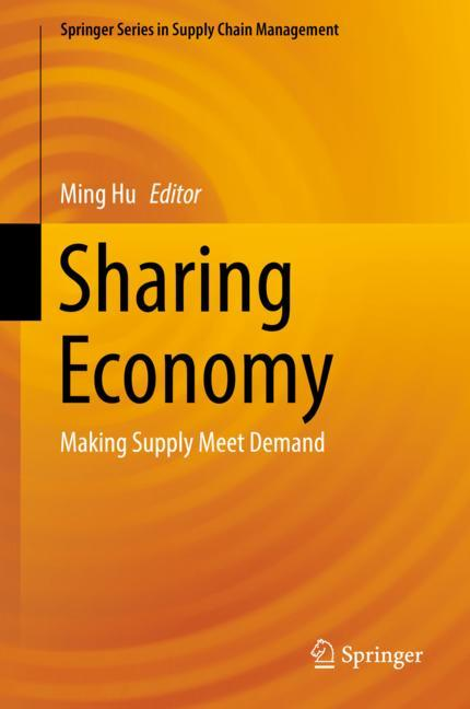 Cover of 'Sharing Economy'