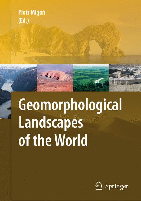 Cover of 'Geomorphological Landscapes of the World'