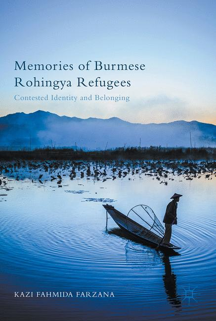 Cover of 'Memories of Burmese Rohingya Refugees'