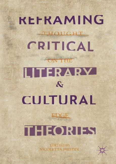 Cover of 'Reframing Critical, Literary, and Cultural Theories'
