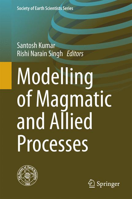 Cover of 'Modelling of Magmatic and Allied Processes'