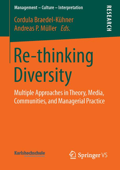 Cover of 'Re-thinking Diversity'