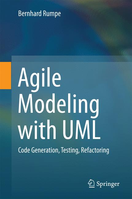 Cover of 'Agile Modeling with UML'
