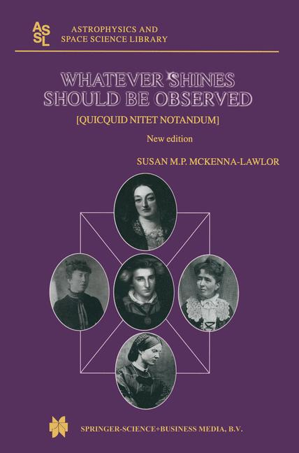 Cover of 'Whatever Shines Should be Observed'